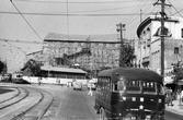 1962년 중수공사중인 숭례문