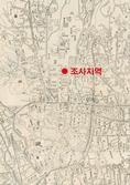 경성시가전도(京城市街全圖)(1912)